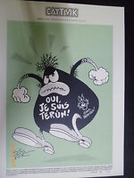 Litografia Silver - Cattivik - Centro Fumetto Andrea Pazienza -  - ebay.it