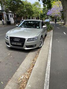2010 Audi A5 3.0 Tdi Quattro Auto 2d Coupe