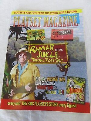 Playset Magazine #98 Ramar, Gunsmoke, Have Gun Will Travel MPC sets
