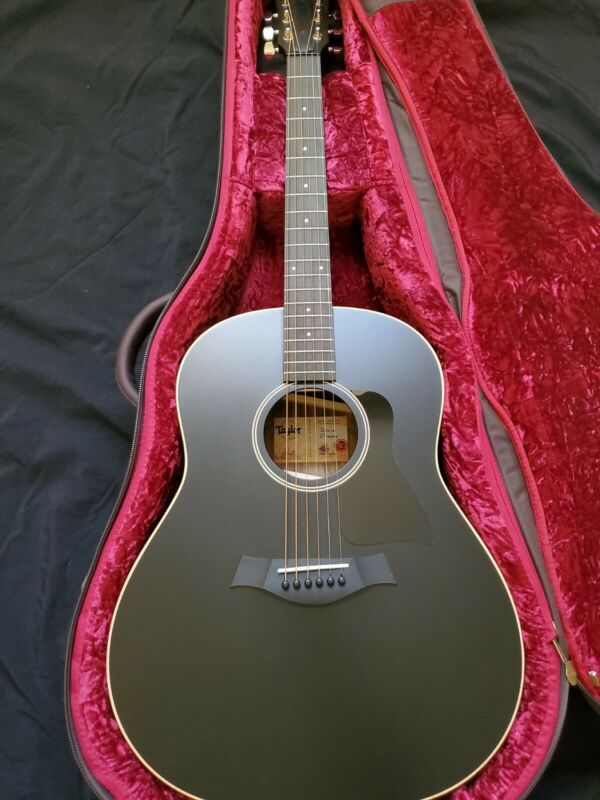 Taylor AD17 American Dream Series Black Top Acoustic Guitar