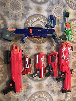Used Nerf Rival Nemesis, Mega and More