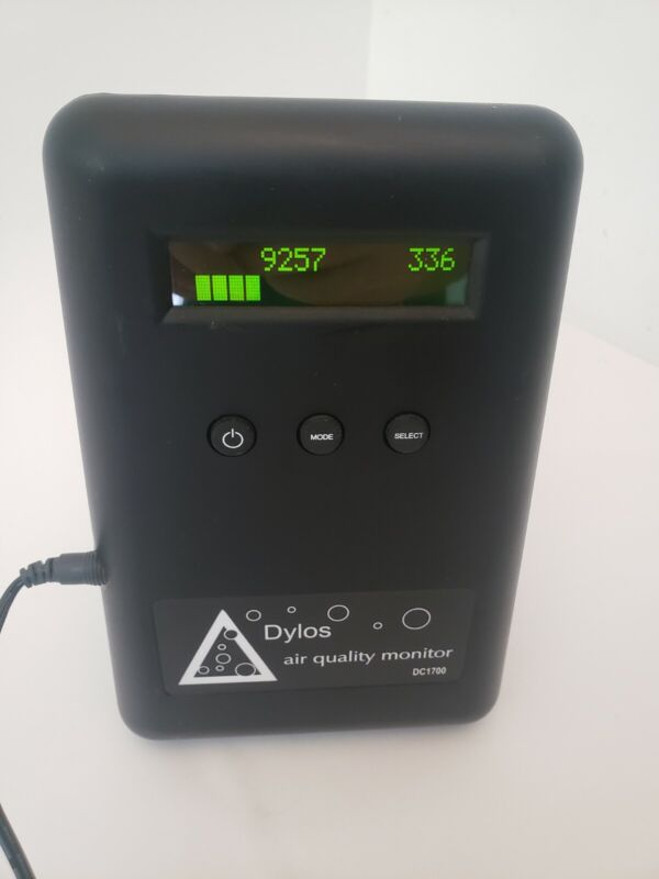 Dylos Air Quality Monitor DC1700 Laser Particle Counter