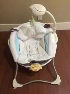 Fisher Price Little Lamb Vibrating Chair