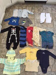 Boy 6 month lot
