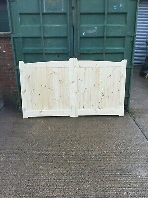 driveway gates 4ft h x 12 ft wide berkshire arch top gates