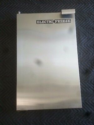 Electro Freeze 7778 Ice Cream And Milkshake Machine Door Part Hc114260-06-6