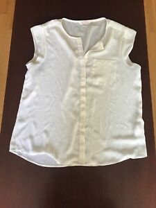 Blouse Joe Fresh blanche medium