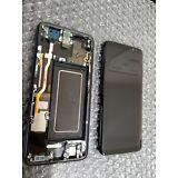 Brand New Samsung Galaxy S8 G950U G950 LCD Digitizer Touch Screen Black + Frame