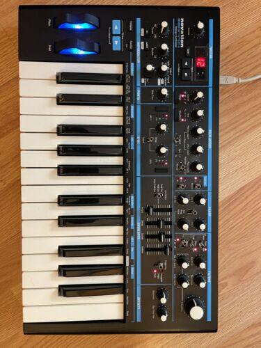 Novation Bass Station II Keyboard Synthesizer