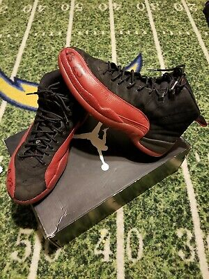 Air Jordan Flu Shoes 12 sz 9