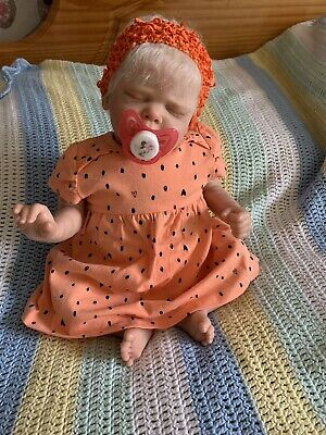 """Gorgeous Reborn Baby Girl """" Josephine """" By Cassie Brace Limited Edition"""