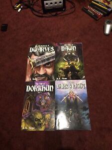 Brotherhood of dwarves series!