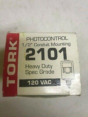 Tork 2101 Photo Control Sensor 12 Conduit Mount