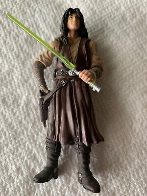 2008 Star Wars QUINLAN VOS Figure SW Republic #82 Loose From Comic Pack