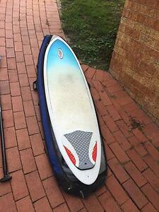 Mini mal surfboard Merimbula Bega Valley Preview