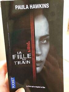 Livre la Fille du Train
