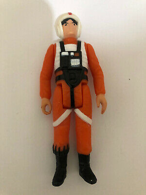 Vintage Star Wars Luke X WIng Pilot 1978 First 21 Original Great Paint Limbs