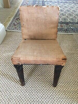 Antique Gout Stool #2