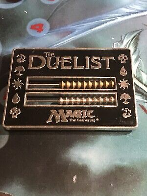 The Duelist Abacus Life Counter Reaper 1996 Vintage Magic the Gathering MTG