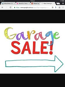 Garage Sales This Saturday Officer Cardinia Area Preview