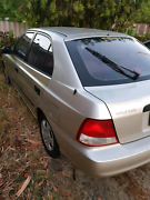 Hyundai accent 2000 automatic. Registered till 25th Jan  Cloverdale Belmont Area Preview