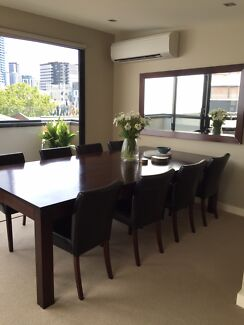 Large dining room mirror