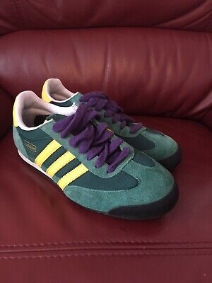 adidas dragon trainers size 8