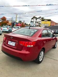 KIA Cerato 2010 ( Roadworthy & REGO ) 4 cylinder 2.0 & 10 AIRBAGS Dandenong Greater Dandenong Preview