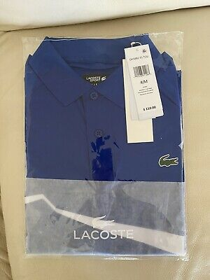 Lacoste Sport Novak Djokovic Collared Shirt