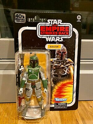 Star Wars The Black Series ESB 40th Anniversary Boba Fett NEAR MINT & NEW - #1