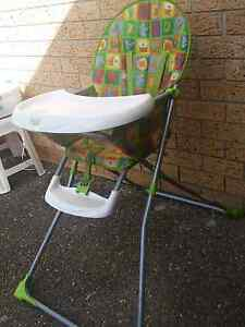 Good Quality High Chair Hornsby Hornsby Area Preview