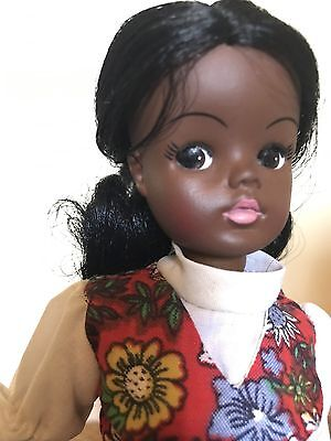 VINTAGE MARX SINDY DOLL GAYLE RARE ACTIVE ORIGINAL OUTFIT BEAUTIFUL 1970s