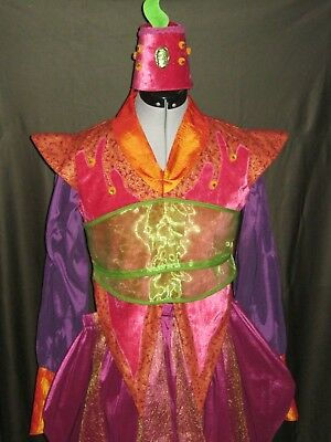 Aladdin Broadway Musical Iago ENSEMBLE COSTUME OUTFIT THEATER