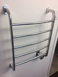 Heated electric towel rack by Warmrails - new in box