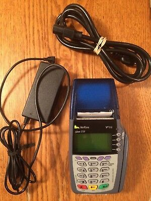 Verifone Omni 3730 Vx510 With Power Supply