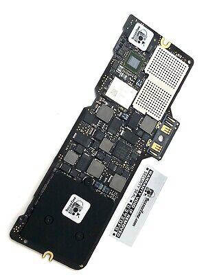 """1.3 GHz M7-6Y75 LOGIC BOARD 12"""" MacBook A1534 - 8GB, 256GB - E 2016 - 661-04735"""