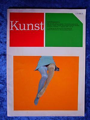 """""""KUNST - Das deutsche Kunstmagazin (Heft-Nr. 27 vom 3.Quartal 1967)"""""""