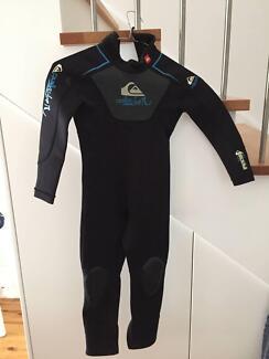 Kids Quicksilver Wetsuit Bondi Eastern Suburbs Preview