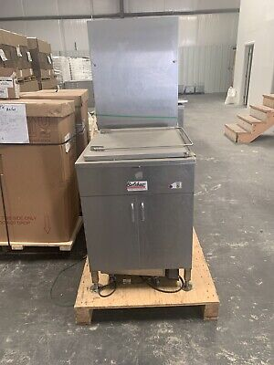 Commercial Electric Gas Deep Fryer Used Belshaw 718-lcg Shipping Possible