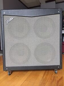 Fender Mustang 4x12 Cab