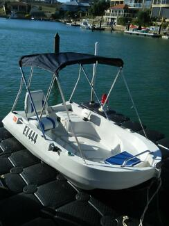 Polycraft tuff tender 10ft dinghy