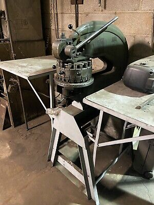 Rotex 18 B Turret Punch Wextra Tooling