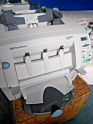 Pitney Bowes Di-200 Officeright Letter Envelope Folder Inserting System Parts