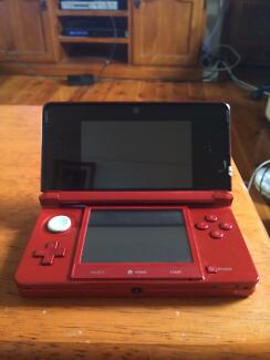 Flame red 3DS Adamstown Newcastle Area Preview
