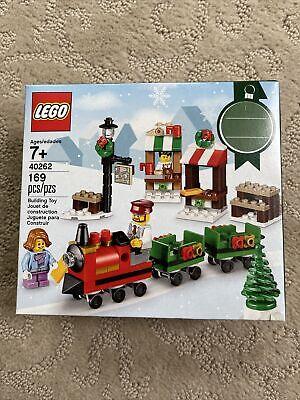 LEGO 40262 Christmas Train Ride BRAND NEW SEALED BOX