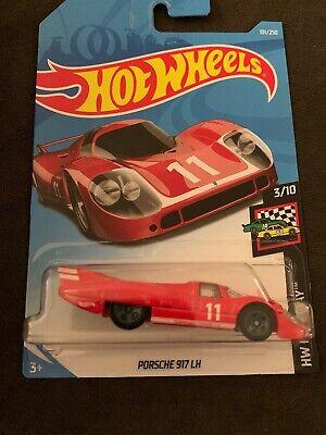 Hot Wheels - PORSCHE 917 LH [red] - HW Race Day 7/10 - #101