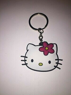 Classic HELLO KITTY Mini Kids Key Chain CUTE! FREE Shipping!