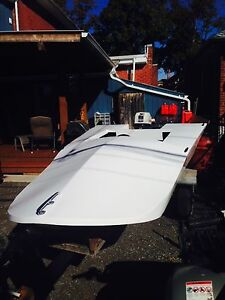 "11"" Custom XL Sea Flea BOAT ONLY!!!"