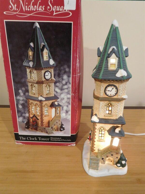 St. Nicholas Square - The Clock Tower