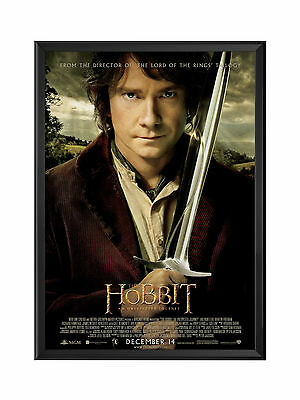 Movie Poster Frame - Black - 27 x 41 inch - Professional Snap Frame Series on Rummage